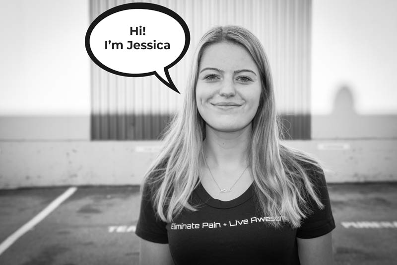 Jessica Our Coquitlam Registered Massage Therapist